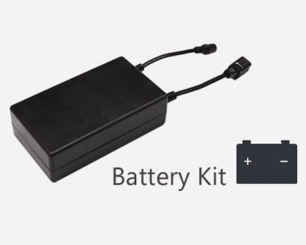 Optie oplaadbare batterij